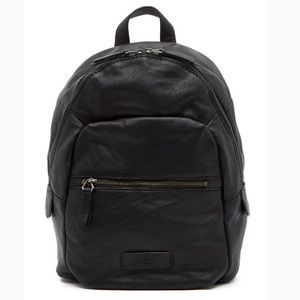 LIEBESKIND Stanford leather backpack